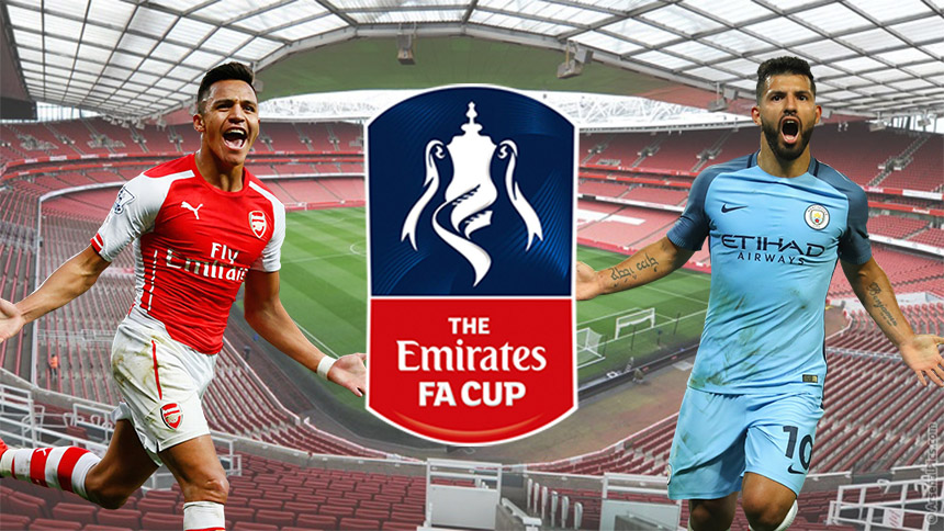 Por un lugar en la Final de la FA Cup: en vivo Arsenal vs Manchester City