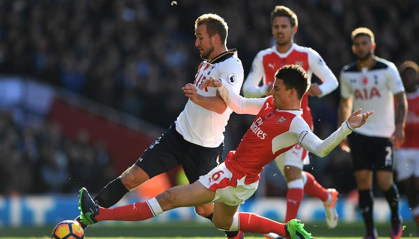 Arsenal vs Tottenham: el derbi número 50 para Arsene Wenger