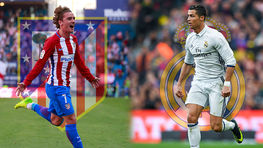 Real Madrid Vs Atletico Madrid: Vivo Atletico Madrid Vs Real Madrid En Vivo In La Liga