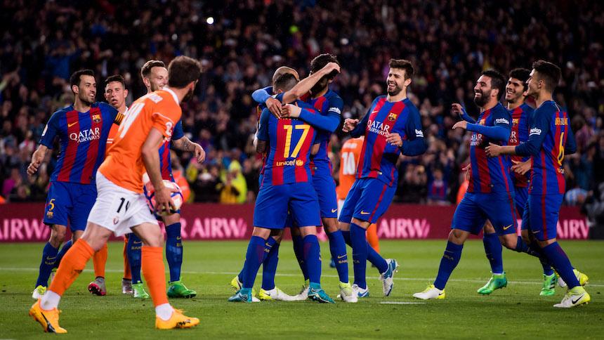 Esto es lo que necesita Barcelona para ser campeón en La Liga