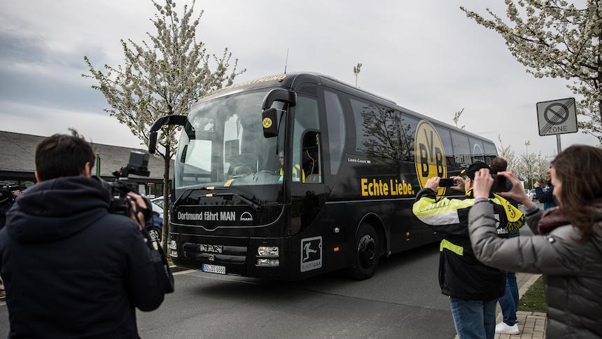 El ataque al Borussia Dortmund pudo ser por dinero