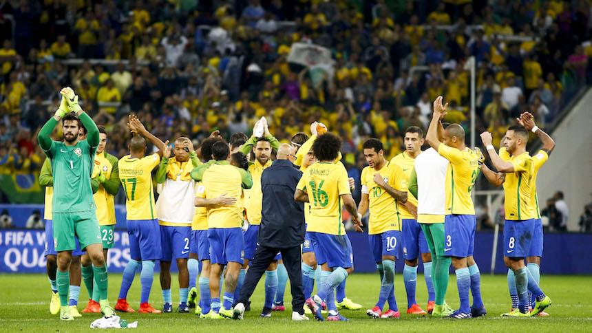 Después de 7 años Brasil volvió a liderar el ranking FIFA.