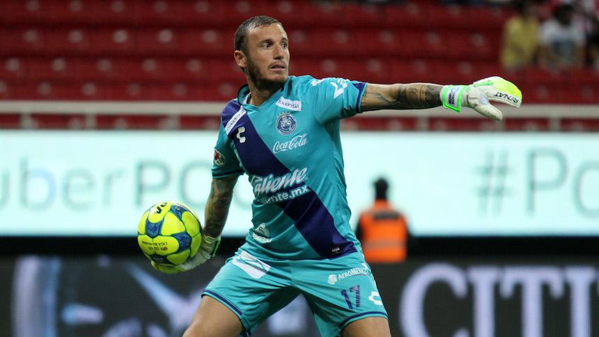 Cardozo mandó a Cristian Campestrini a la tribuna