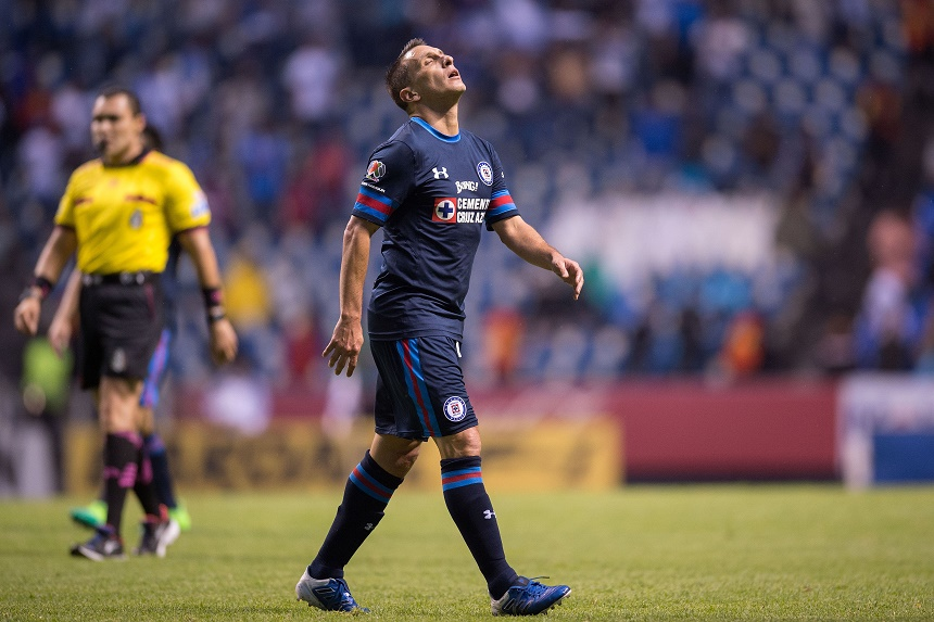 Otro fiasco con el sello de la casa: 'Made in Cruz Azul'