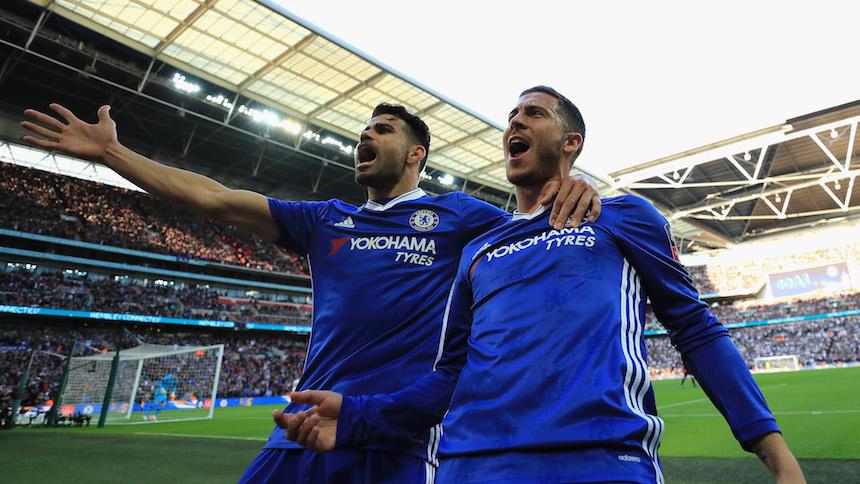 ¡Chelsea es finalista de la FA Cup!