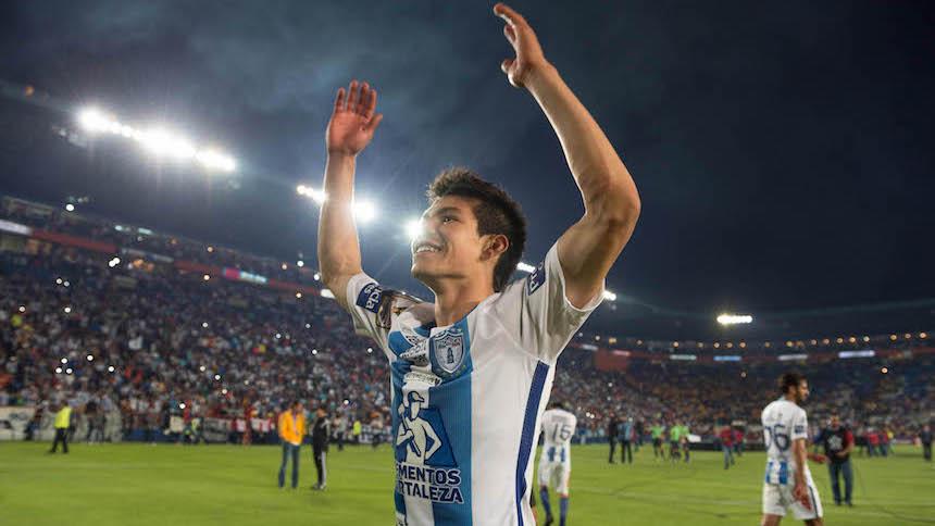 Hirving  Lozano interesa Manchester City según Jesús Martínez