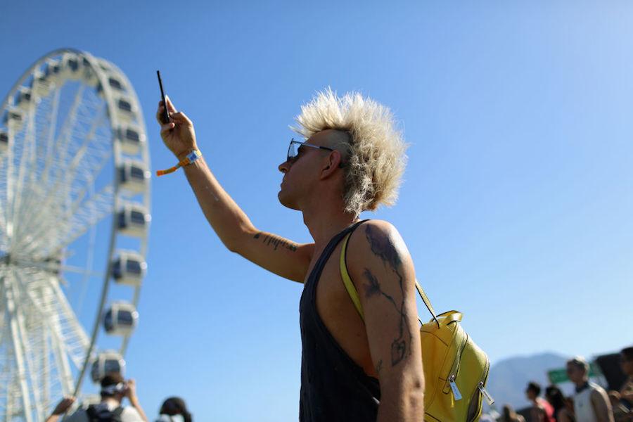 ¡No otra vez! Detienen a 5 personas en Coachella por robar celulares