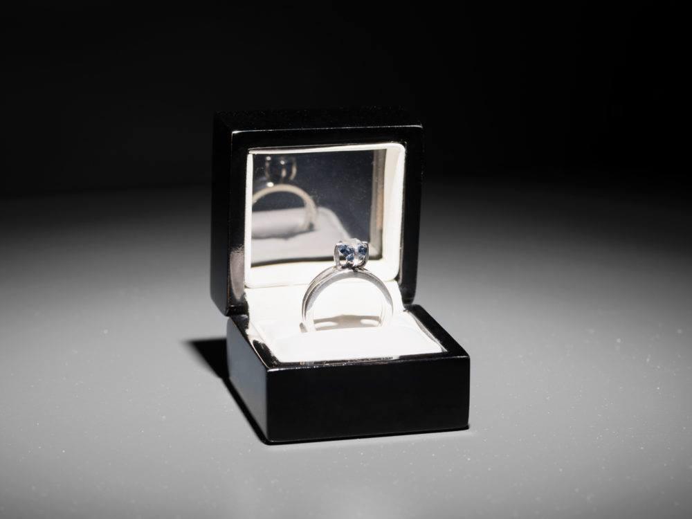 Diamante hecho de las cenizas de Luis Barragán
