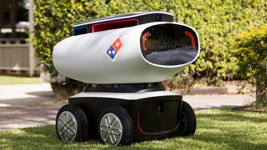 Robot de Domino's Pizza