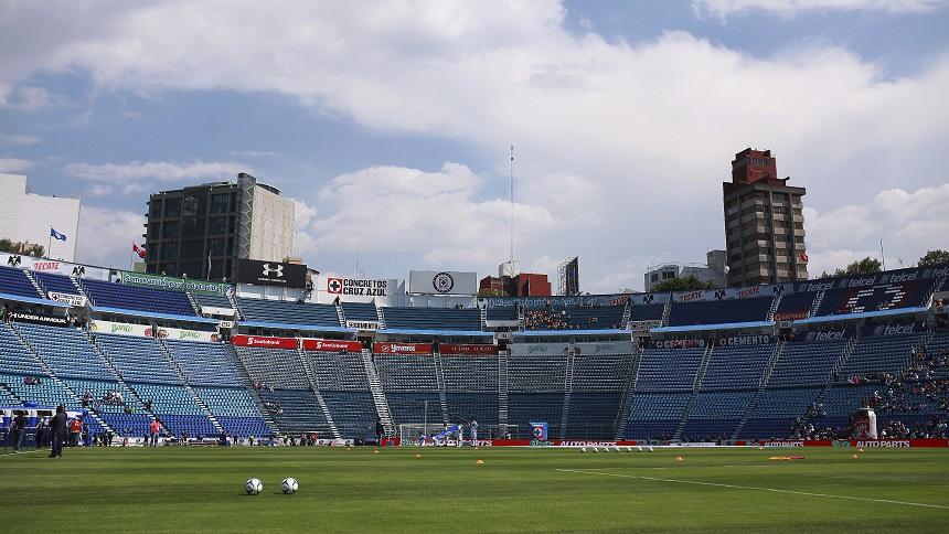 El nuevo estadio de Cruz Azul se construiría en la zona del Velódromo