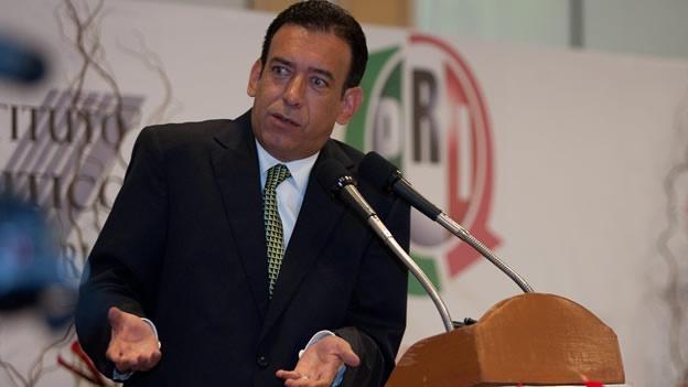 Dan constancia para candidato a Humberto Moreira en Coahuila