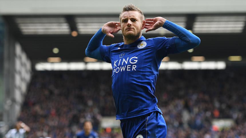 El Leicester City se acordó de que es el campeón y sigue ganando