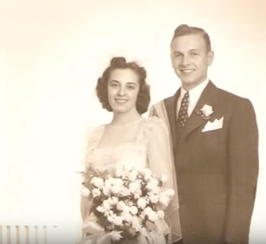 John y Evie - Matrimonio de 75 años
