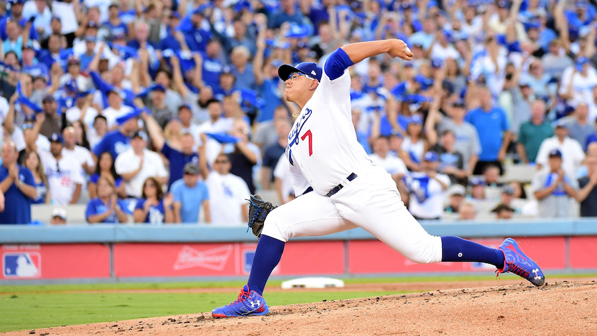 ¡Julio Urías regresa al diamante con Los Angeles Dodgers!