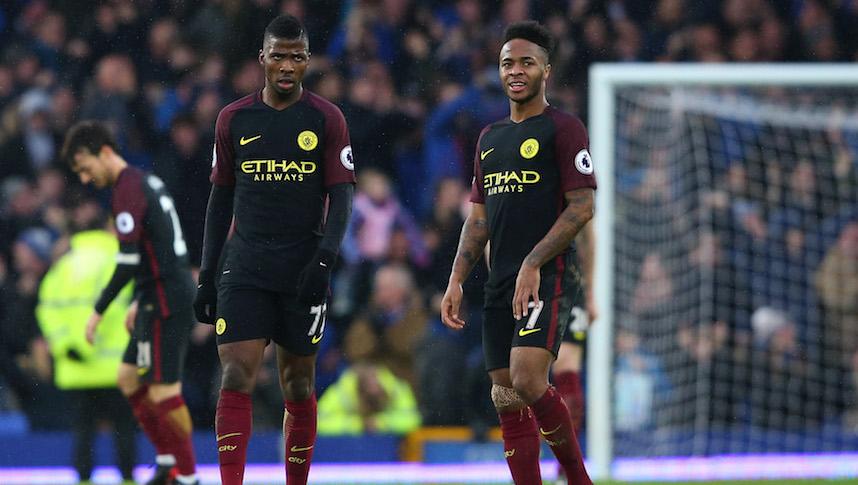 Manchester City realiza el cuarto cambio por primera vez en la FA Cup