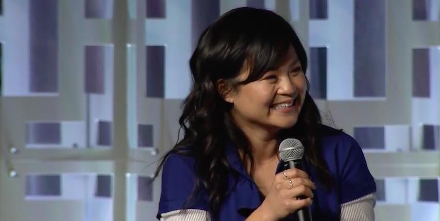 Kelly Marie Tran - Panel