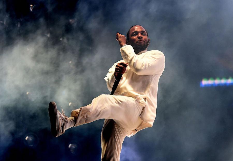 Kendrick Lamar alcanza récord en ventas por 'Damn.' y su mamá lo felicita