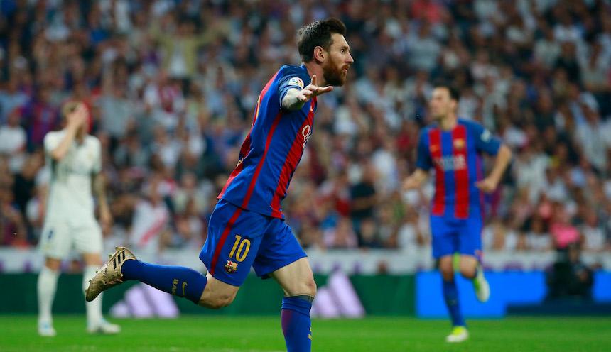 Messi y sus 500 goles en el escenario perfecto y con un guion insuperable