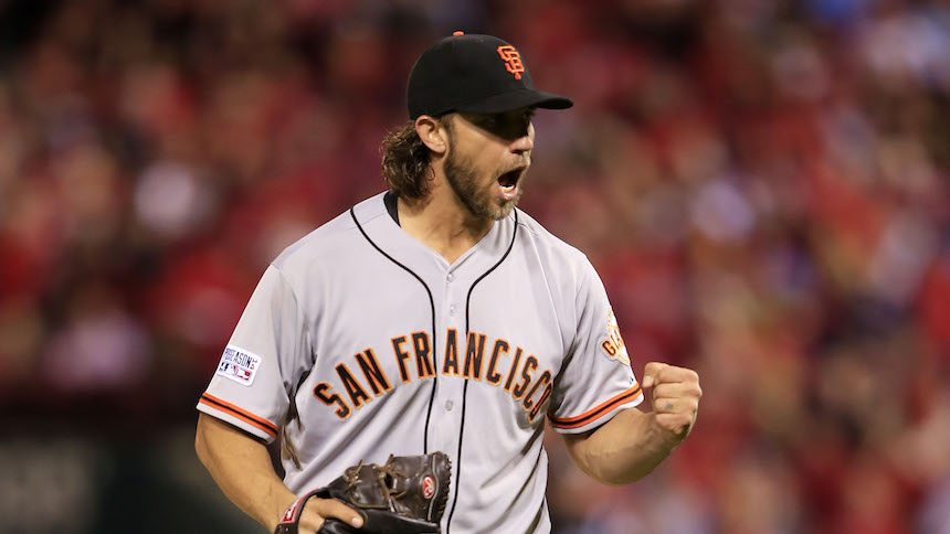 Madison Bumgarner dos meses fuera… por accidente de motocross