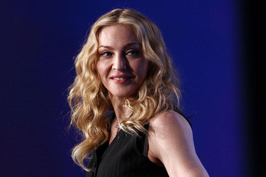 Madonna ya prepara 'Blond Ambition' una película sobre su vida