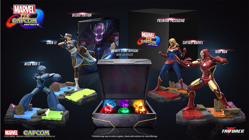 Marvel Vs. Capcom Infinity