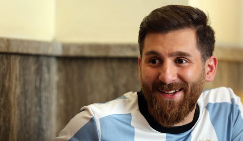 ¡WTF! Mira al doble de Lionel Messi… son idénticos