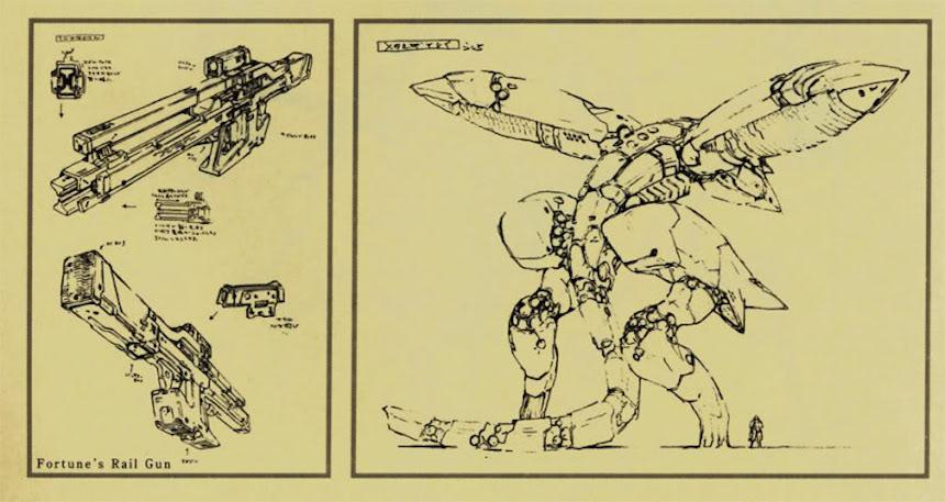 Metal Gear-RAY