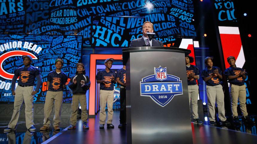 ¡Aquí está el Mock Draft de este 2017!