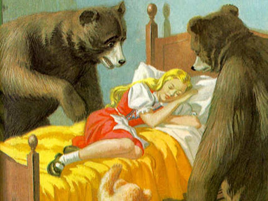 Cuentos - Goldilock