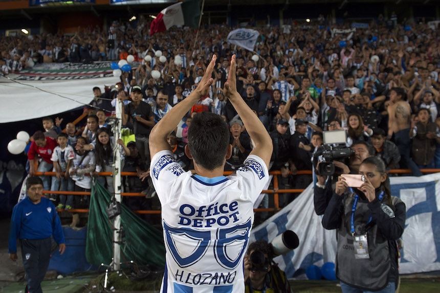 Pachuca en la Liga MX