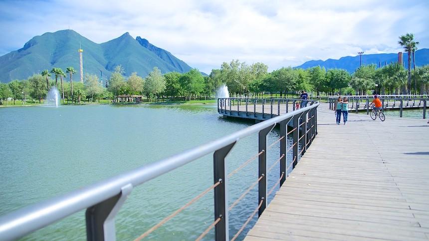 Cuatro parques a los cuales te puedes ir a correr y despejarte