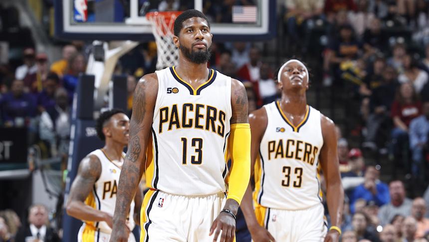 ¿Cuál será el destino de Paul George tras la eliminación de los Pacers?