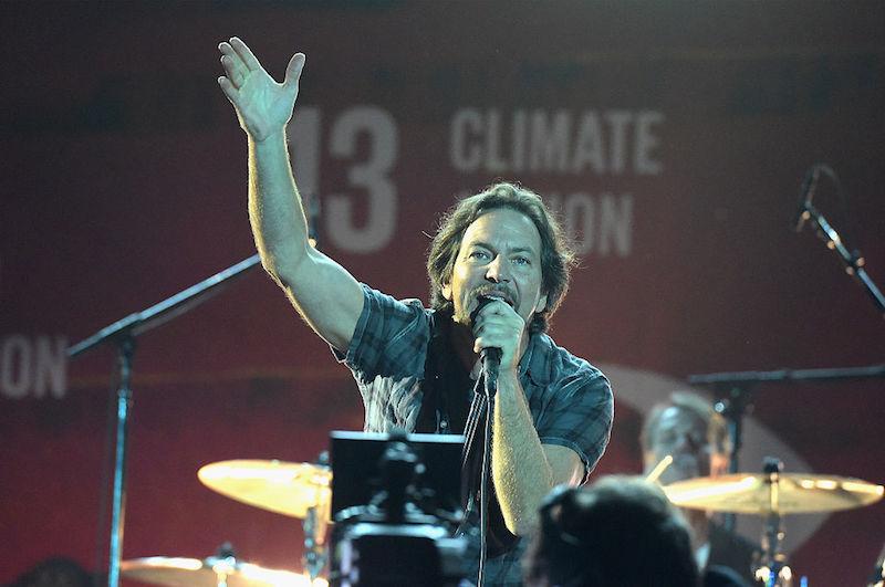 Pearl Jam, Rush y Journey interpretaron