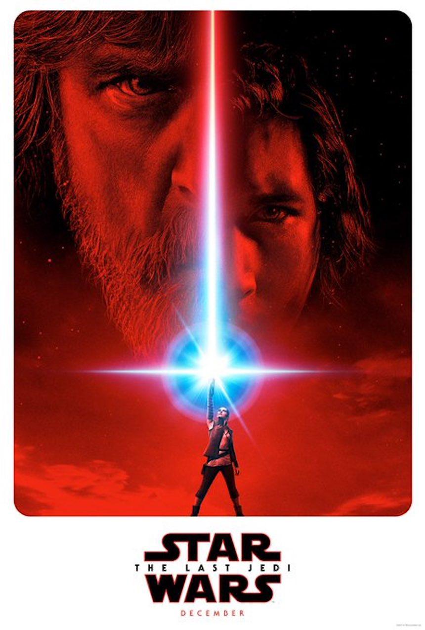 Póster - The Last Jedi
