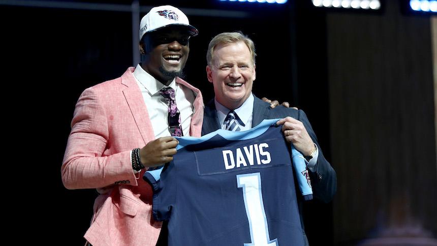 Así quedó la primera ronda del NFL Draft 2017