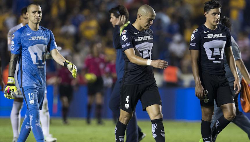 """La defensa de los Pumas """"no sirve pa nada"""""""