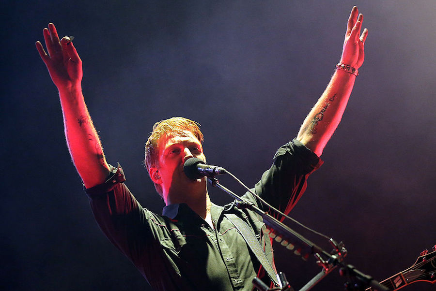 Oficial: ¡Queens of the Stone Age terminan de grabar su nuevo disco!
