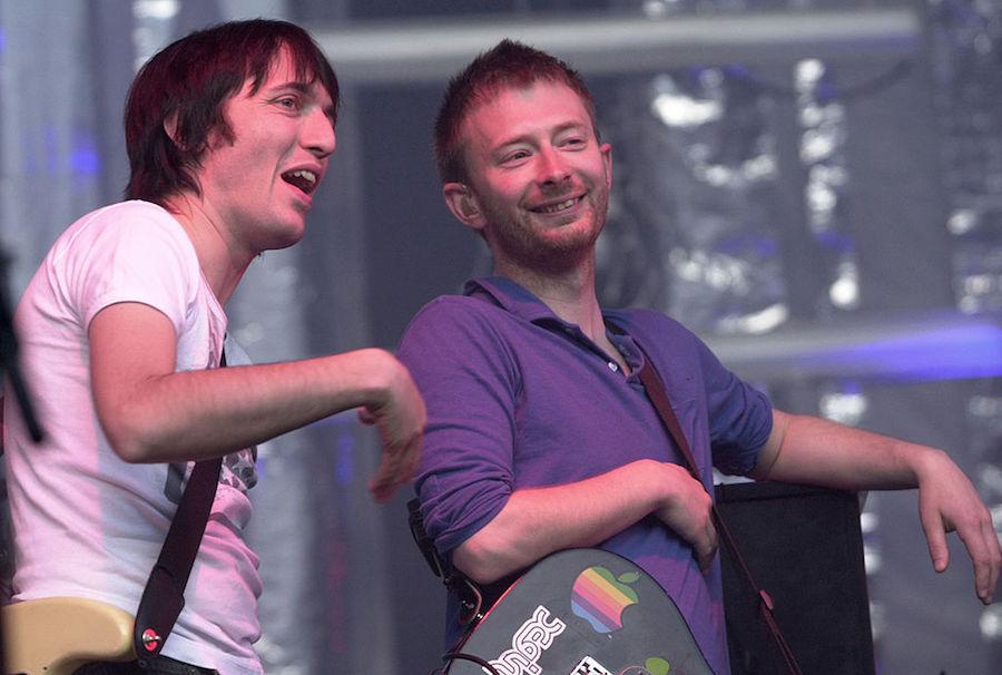 ¿Radiohead festejará los 20 años de 'Ok Computer'?