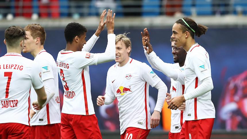 El RB Leipzig: de la segunda alemana a la Champions League