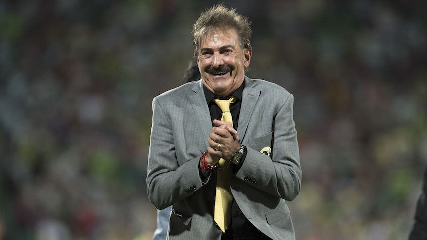 """La Volpe tunde a Chepo: """"Nunca lo vi celebrar así ni con Selección"""""""