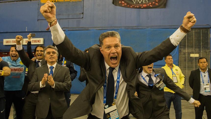 Ricardo Peláez: un lustro lleno de brillo