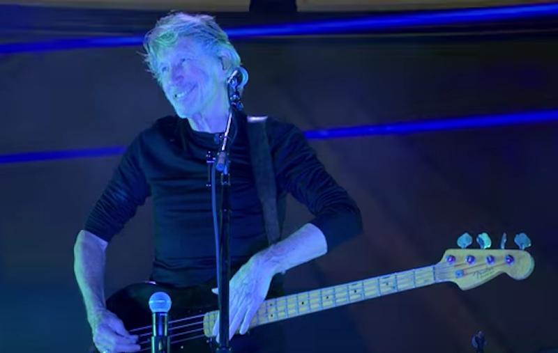 """Roger Waters recuerda su concierto en el Zócalo con el video de """"Time"""""""