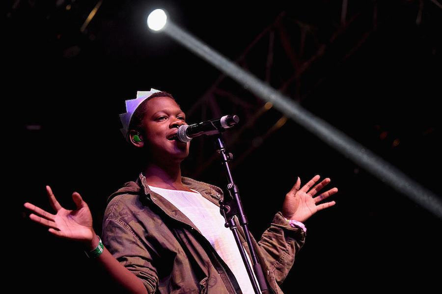 Shamir madruga a todos y lanza su nuevo disco 'Hope'