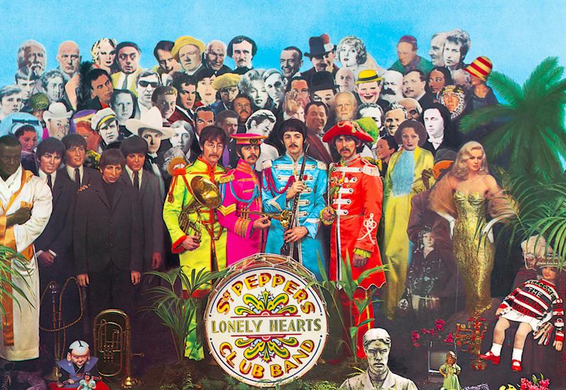 Ya puedes escuchar la edición deluxe del 'Sgt. Pepper's' de The Beatles