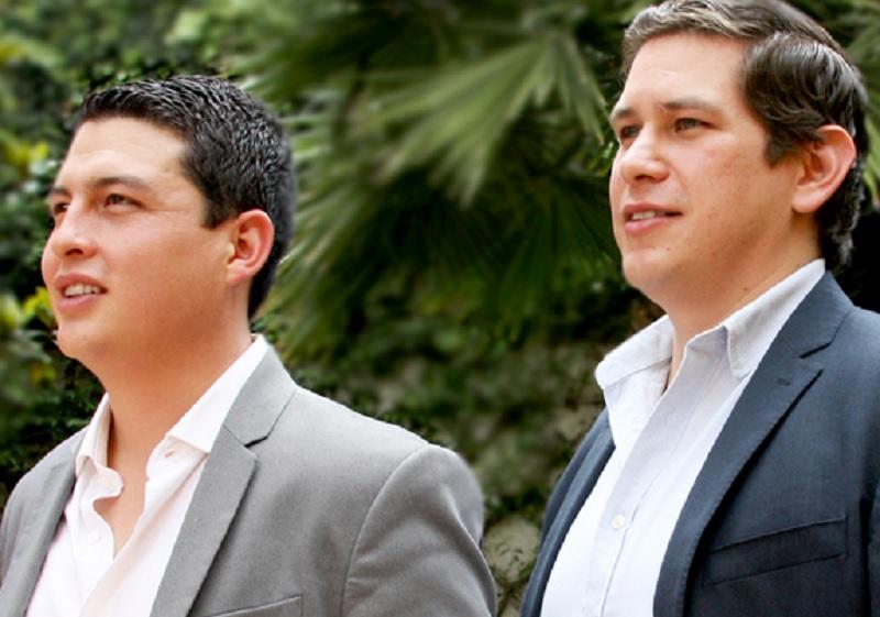 Adrián Cordero Ibarra y Jorge Pérez Gavilán