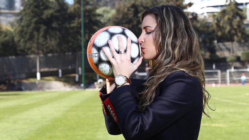 """""""La Liga Femenil representa igualdad de oportunidades para hombres y mujeres"""": Wera Kuri"""
