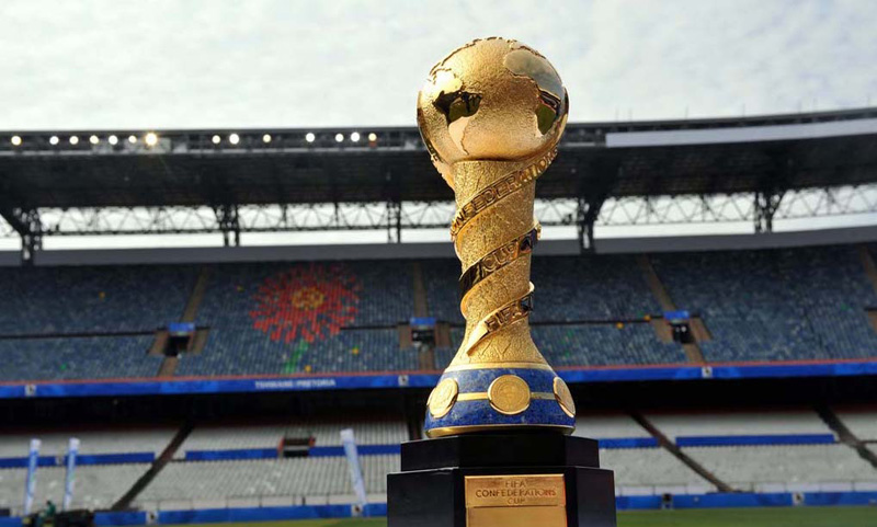 La FIFA quiere cambiar la Confederaciones por un super mundial de equipos