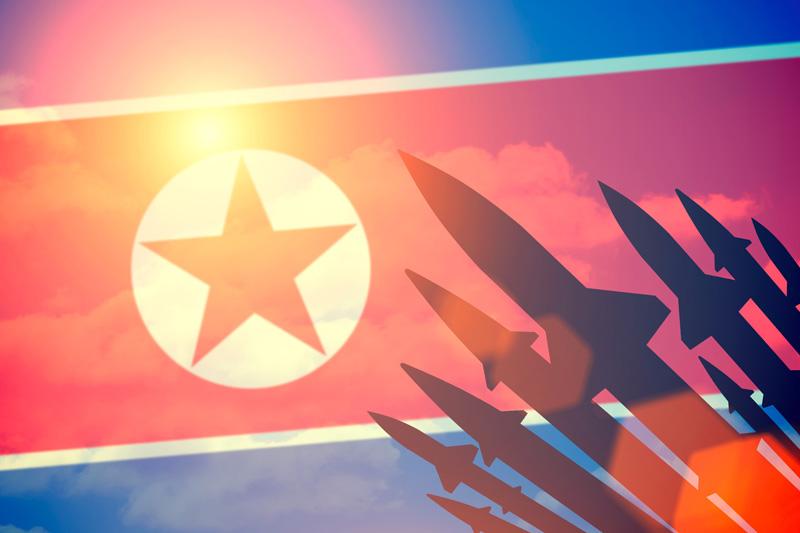 Corea del Norte lanza nuevo misil: