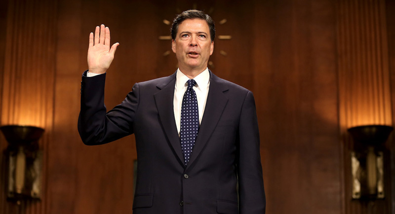 James Comey FBI