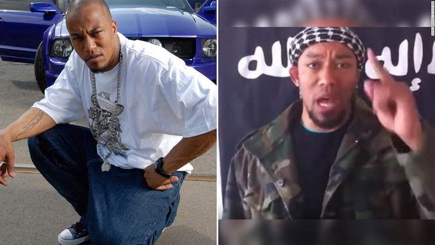 El rapero que se convirtió en terrorista